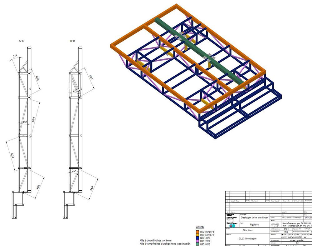 Technische Zeichnung (c) Ing Götzenbrugger